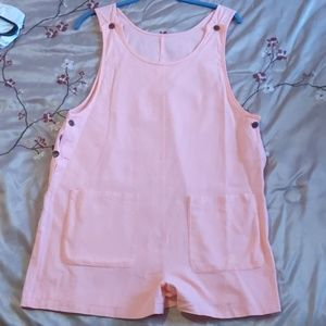 Women's Cloth Overalls!